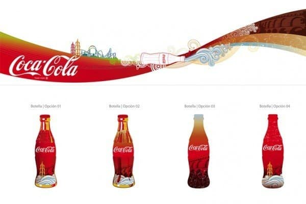 Disseny packaging Coca-Cola