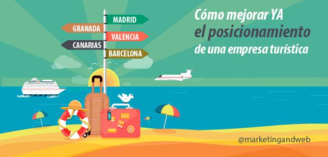 seo para empresas de turismo