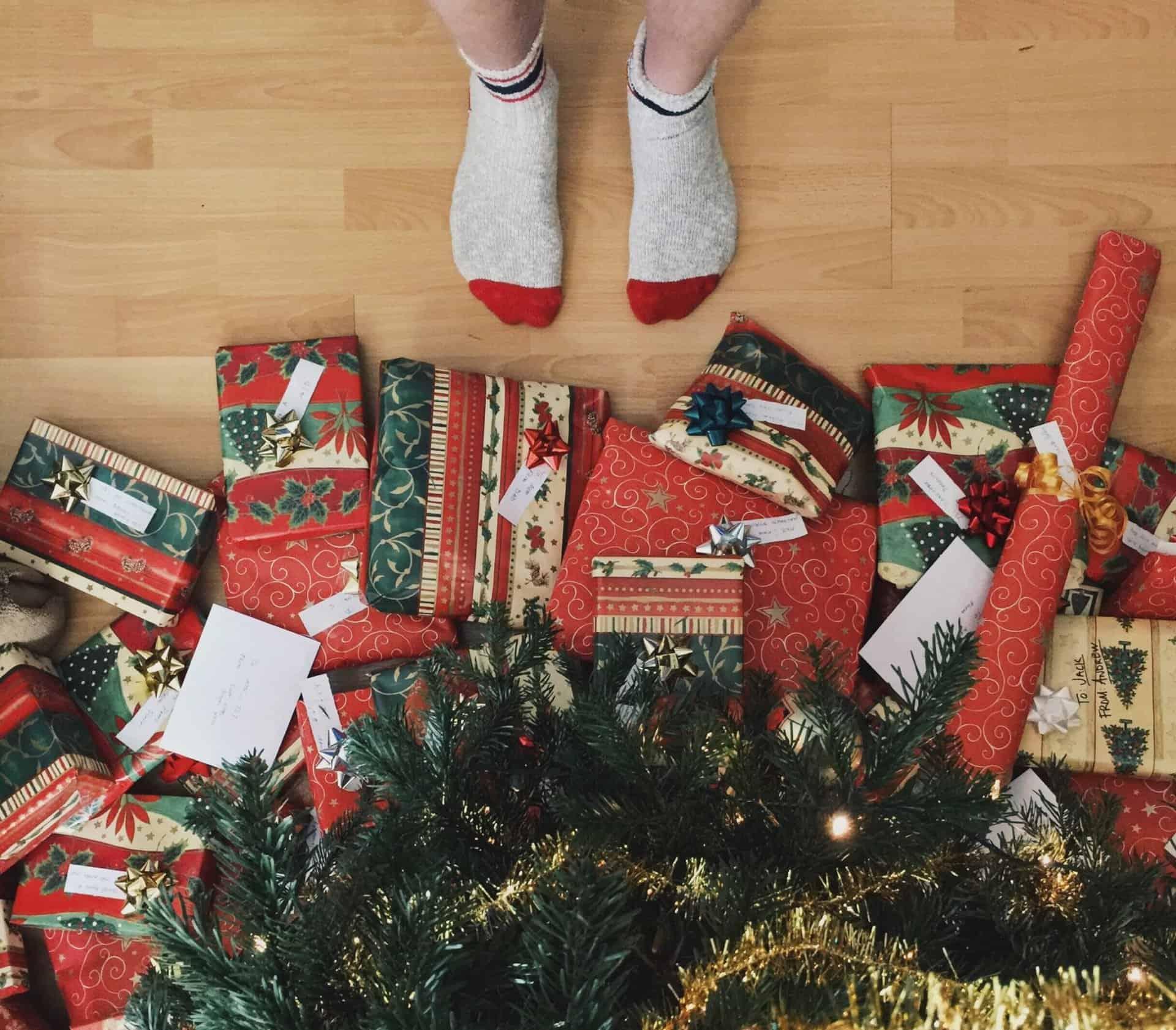 La navidad es época para confeccionar un packaging