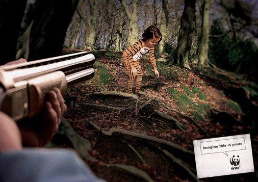 maltrato animal publicidad