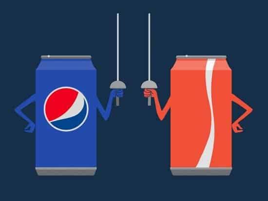 pepsi vs coca-cola