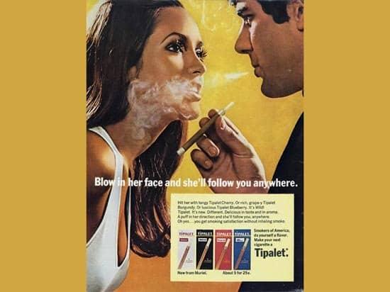 publicidad en los 70's
