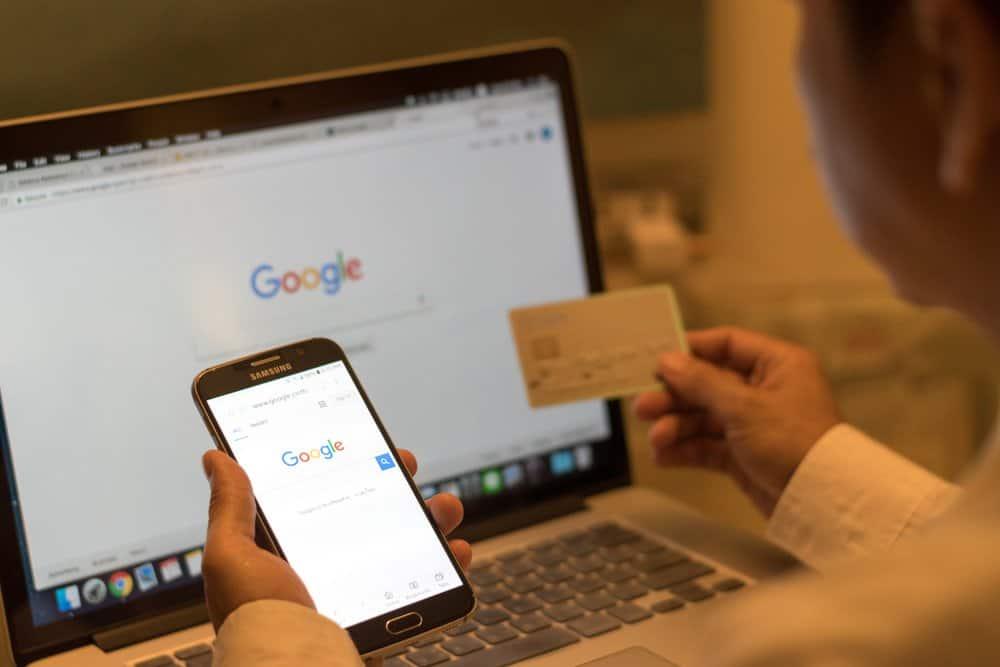Google Bank pretende entrar en el sector financiero y bancario.