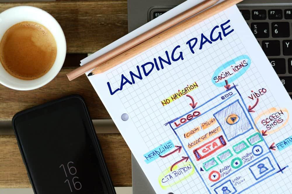 Crea una landing page para generar campañas de leads y aumentar el tráfico de tu sitio web
