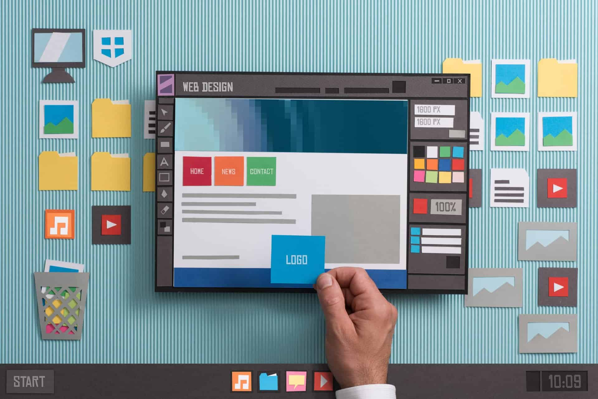 Los 7 pasos fundamentales para crear un diseño web profesional