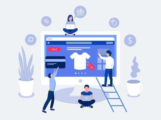 Ecommerce creation infographic